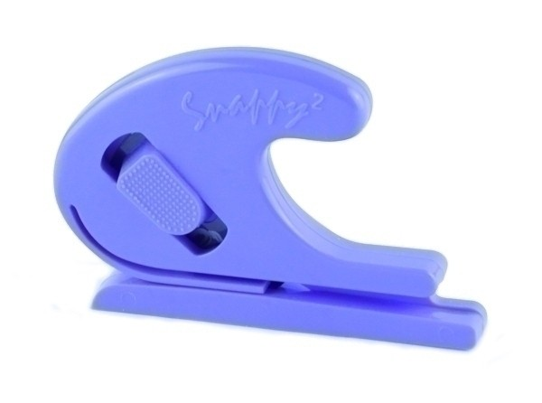 Snappy Safe Cutter inklusive 2 ErsatzklingenSnappy Safe Cutter 2 replacement blades included