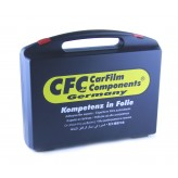 CFC Montagekoffer ohne Werkzeug,CFC Installation case without tools,CFC Coffret de montage, exempt outil,